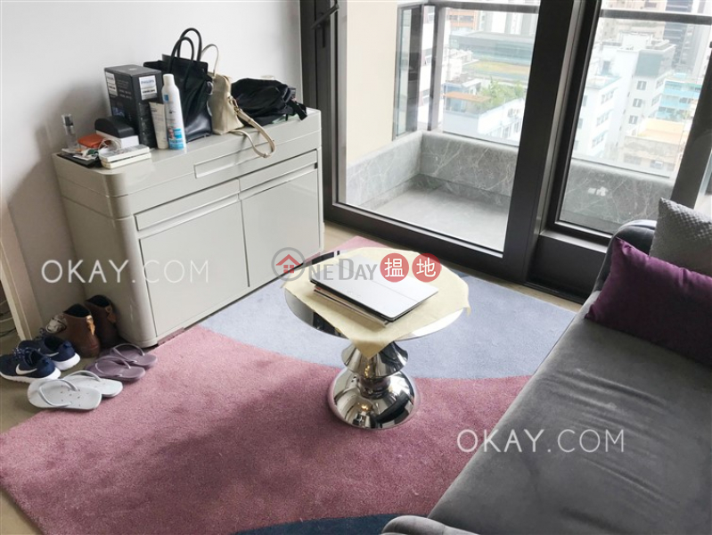 Elegant 1 bedroom with balcony | Rental | 1 Coronation Terrace | Central District Hong Kong, Rental | HK$ 27,800/ month