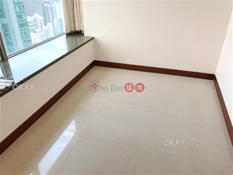 Intimate 2 bedroom on high floor with balcony | Rental, 38 New Praya Kennedy Town | Western District Hong Kong, Rental | HK$ 27,000/ month
