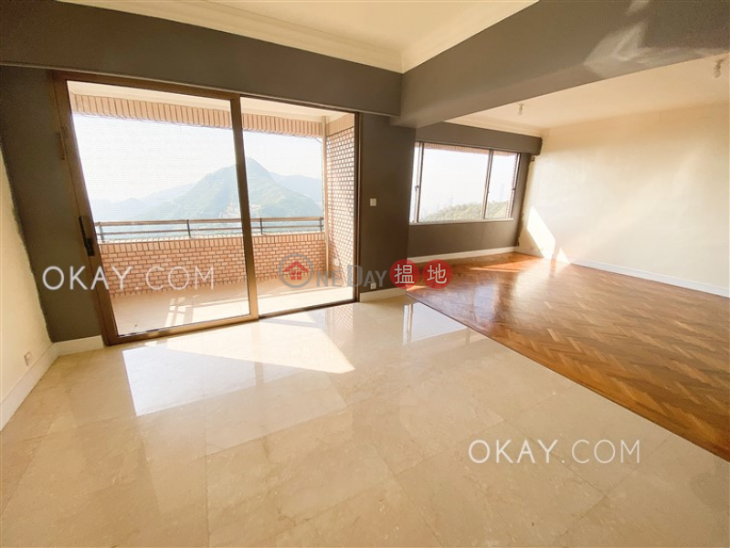 Luxurious 3 bedroom with balcony & parking | Rental | Parkview Corner Hong Kong Parkview 陽明山莊 眺景園 Rental Listings