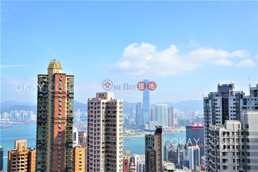 Property Search Hong Kong | OneDay | Residential | Rental Listings Efficient 2 bed on high floor with balcony & parking | Rental