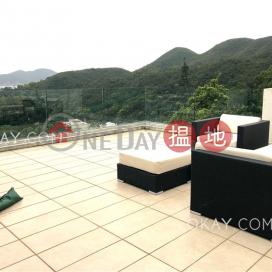 Exquisite house with sea views, rooftop & terrace | For Sale|Tai Hang Hau Village(Tai Hang Hau Village)Sales Listings (OKAY-S288016)_0