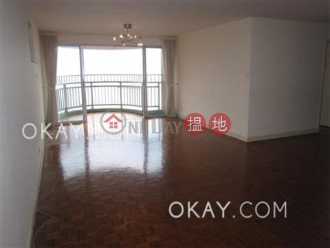 Efficient 3 bed on high floor with sea views & balcony | Rental|Block 45-48 Baguio Villa(Block 45-48 Baguio Villa)Rental Listings (OKAY-R116507)_0