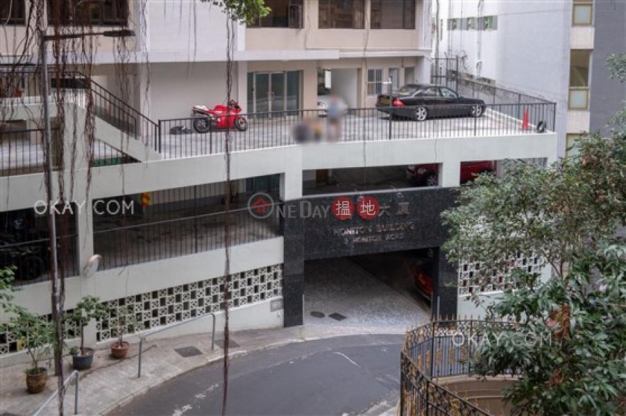 2房2廁,實用率高,可養寵物,連車位《漢寧大廈出租單位》|漢寧大廈(Honiton Building)出租樓盤 (OKAY-R81121)