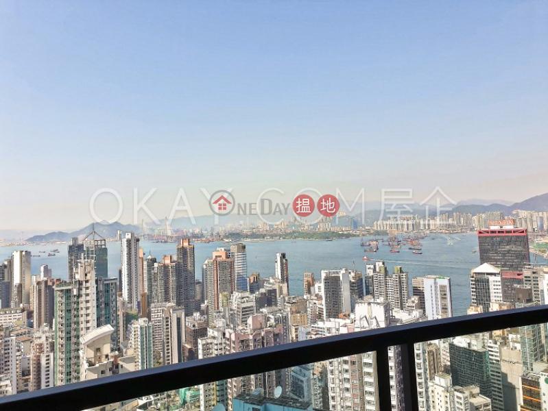 香港搵樓 租樓 二手盤 買樓  搵地   住宅出租樓盤3房2廁,星級會所,露台瀚然出租單位