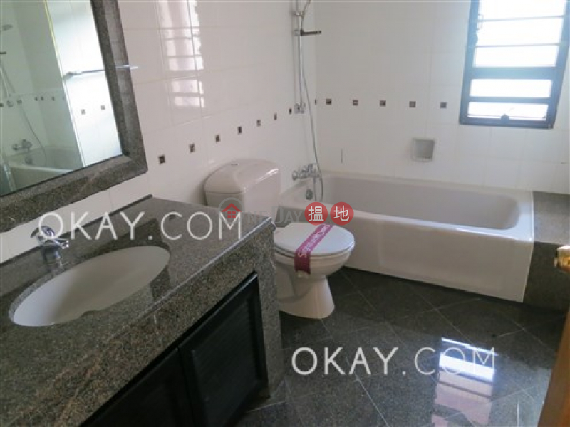 HK$ 63,500/ month, Pacific View | Southern District | Lovely 3 bedroom on high floor with sea views & balcony | Rental