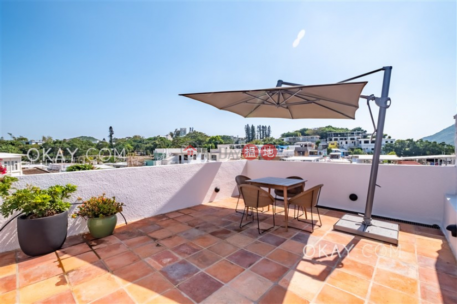 Luxurious house with rooftop, terrace | For Sale | Shek O Village Road | Southern District Hong Kong Sales | HK$ 31.88M