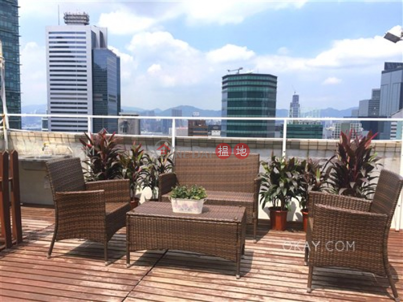 Property Search Hong Kong | OneDay | Residential Sales Listings Unique penthouse with rooftop | For Sale