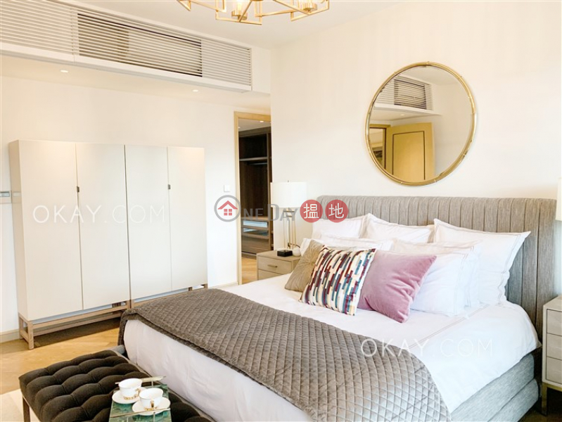 Unique 4 bedroom with balcony & parking | Rental | 3 MacDonnell Road 麥當勞道3號 Rental Listings