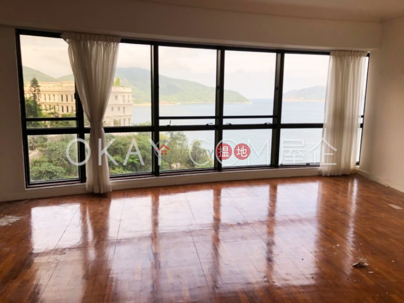 Lovely 3 bedroom with sea views, balcony   Rental   Pacific View 浪琴園 Rental Listings