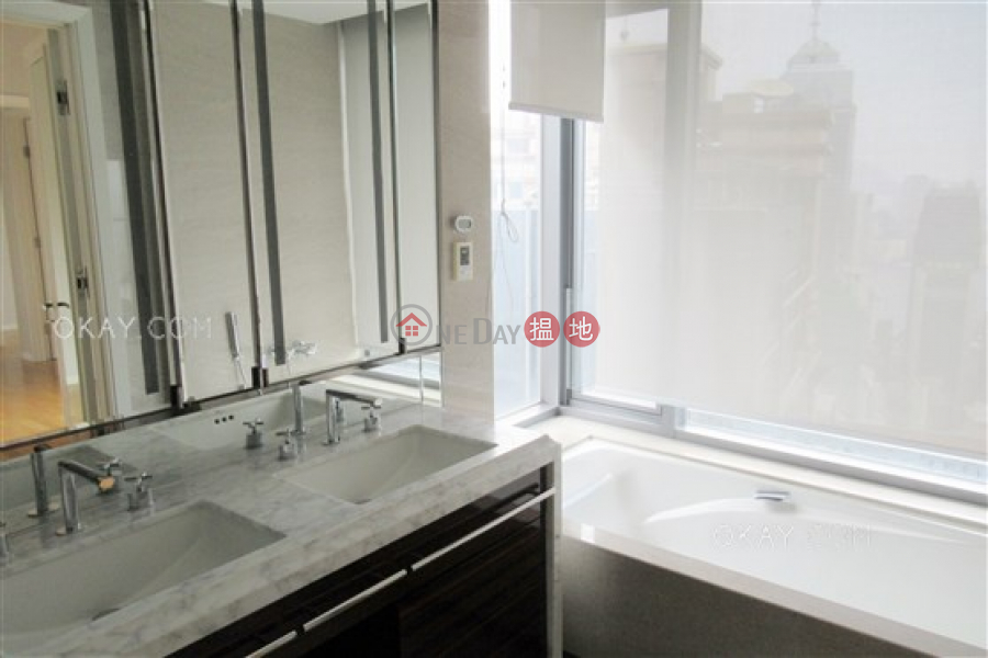 Beautiful 3 bed on high floor with balcony & parking | Rental | Seymour 懿峰 Rental Listings