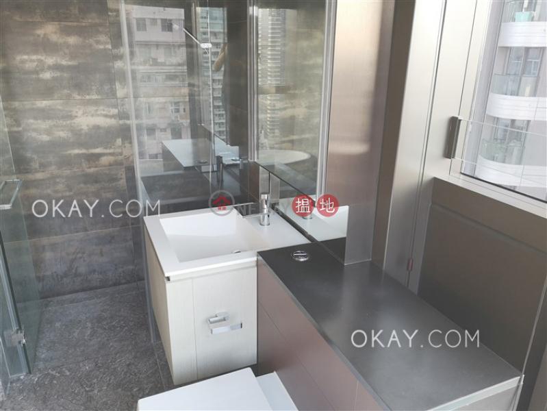 2房2廁,星級會所,露台《殷然出租單位》 100堅道   西區-香港出租HK$ 58,000/ 月