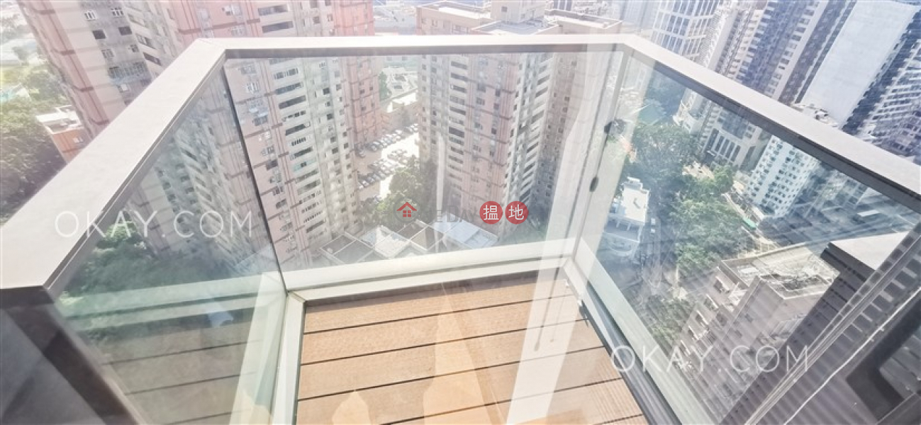 Property Search Hong Kong | OneDay | Residential Sales Listings Unique 2 bedroom on high floor with sea views & balcony | For Sale