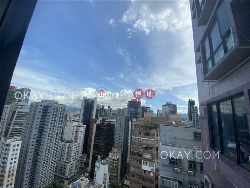 Charming studio on high floor   Rental, Rich View Terrace 豪景臺 Rental Listings   Central District (OKAY-R61308)