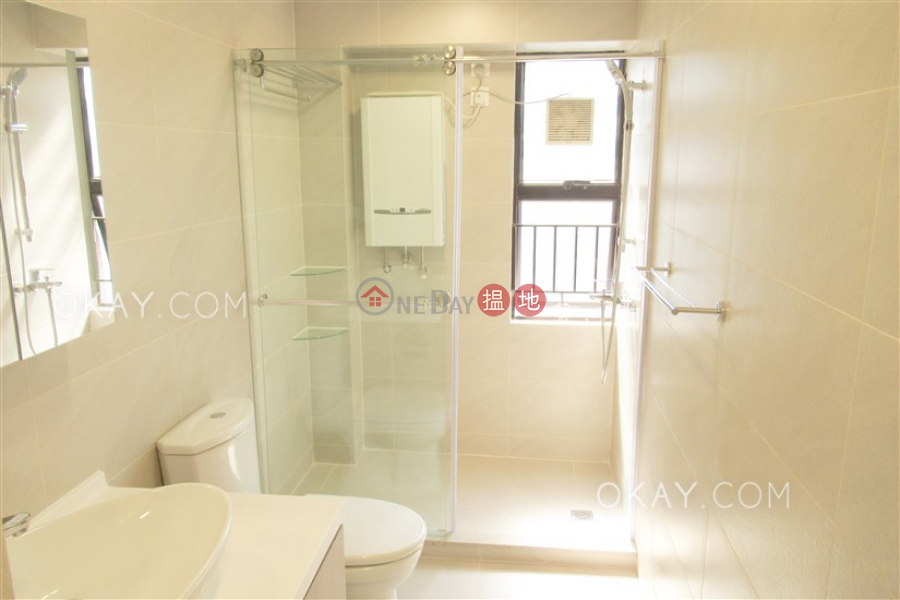 Property Search Hong Kong | OneDay | Residential, Rental Listings | Beautiful 3 bed on high floor with balcony & parking | Rental
