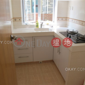 Elegant house with balcony & parking | Rental|Sheung Yeung Village House(Sheung Yeung Village House)Rental Listings (OKAY-R74547)_0
