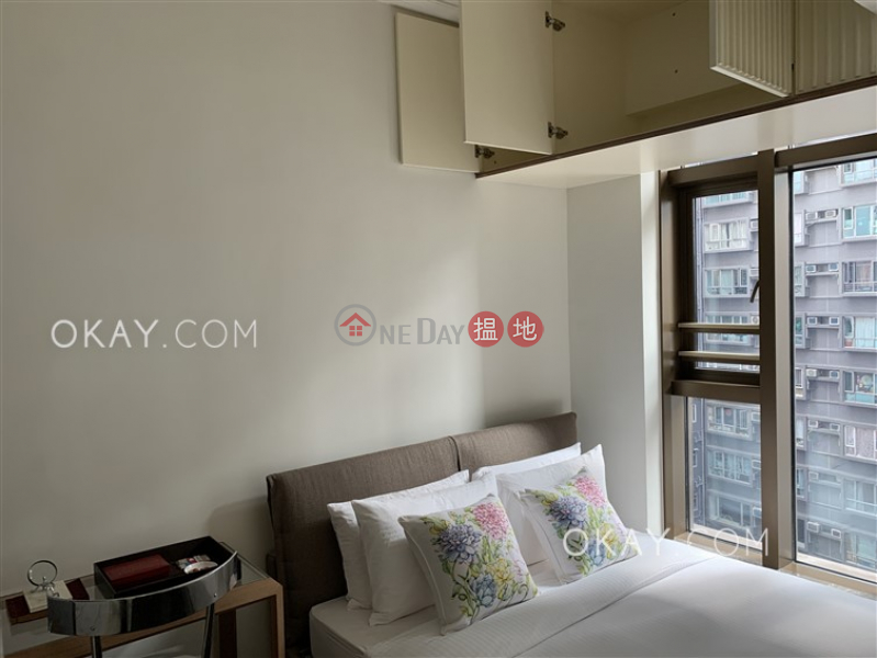 1房1廁,極高層,露台《CASTLE ONE BY V出租單位》-1衛城道 | 西區香港|出租|HK$ 33,000/ 月