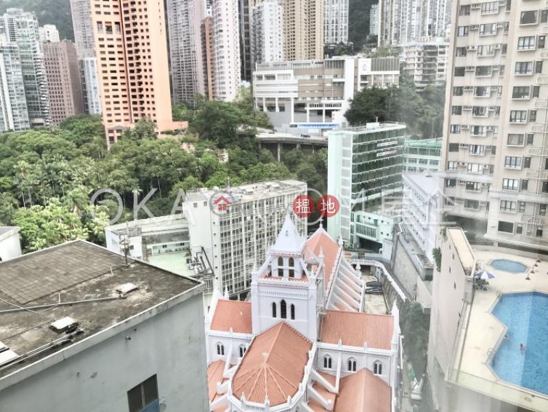 HK$ 28,500/ 月 本舍西區1房1廁,實用率高,極高層,星級會所本舍出租單位
