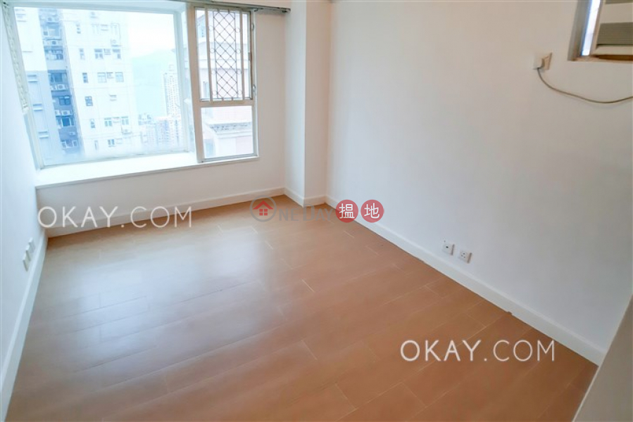 Property Search Hong Kong | OneDay | Residential | Rental Listings, Stylish 3 bedroom on high floor with balcony & parking | Rental