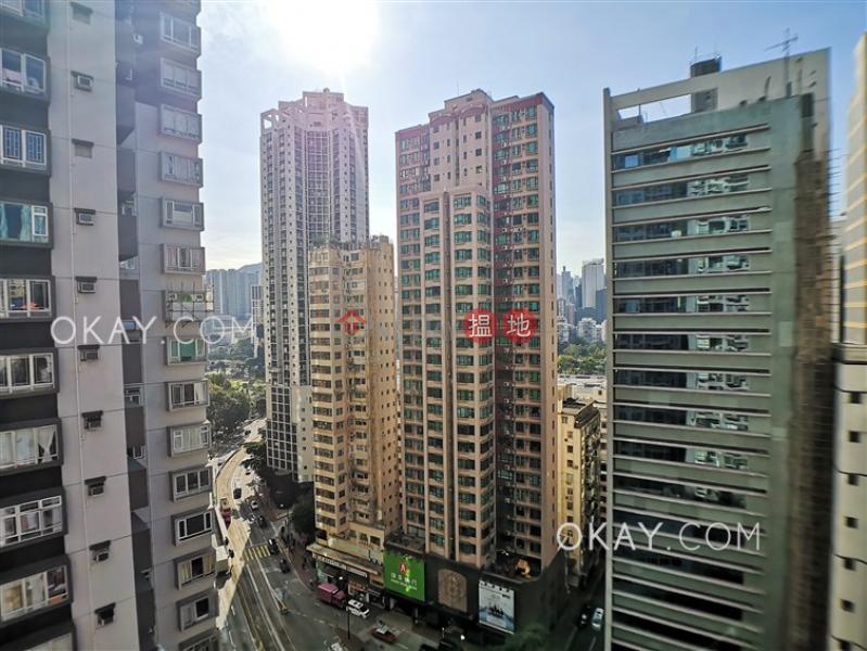 Cozy 1 bedroom on high floor with balcony | For Sale | Grand Villa 君悅華庭 Sales Listings