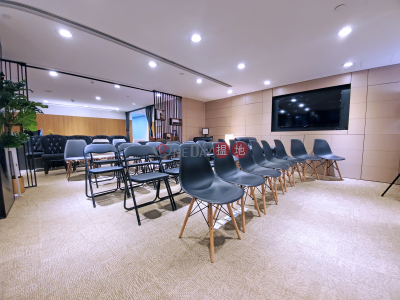HK$ 2,000/ month, Eton Tower | Wan Chai District, CO WORK MAU I Hot Desk Monthly Pass $2,000 & Event Zone $600
