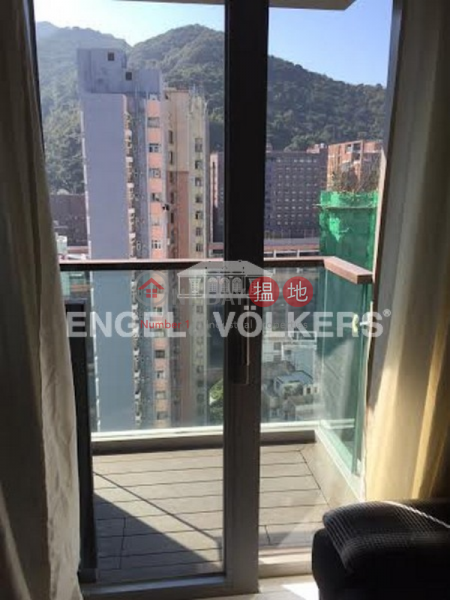 1 Bed Flat for Sale in Shek Tong Tsui, High West 曉譽 Sales Listings | Western District (EVHK38442)