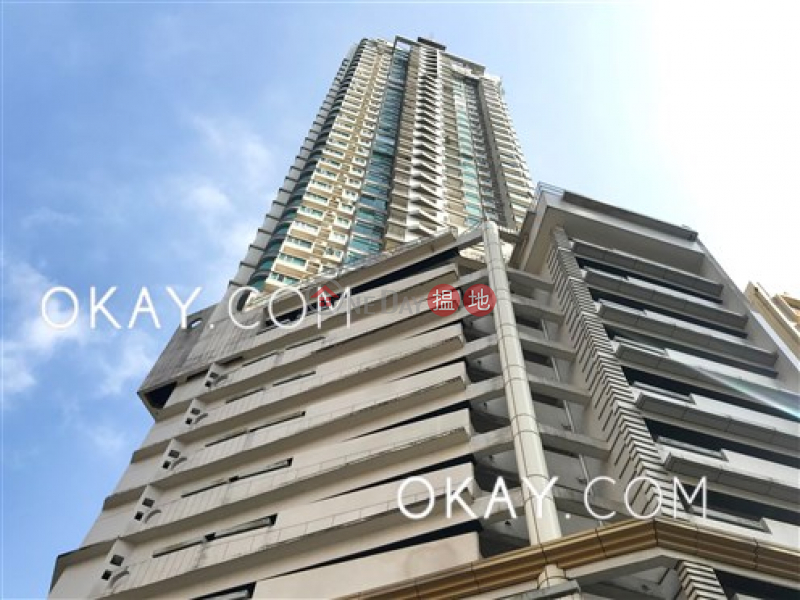 HK$ 50,000/ month | Grand Deco Tower | Wan Chai District Charming 4 bedroom on high floor with balcony & parking | Rental