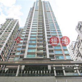 Stylish 2 bedroom on high floor with balcony | For Sale