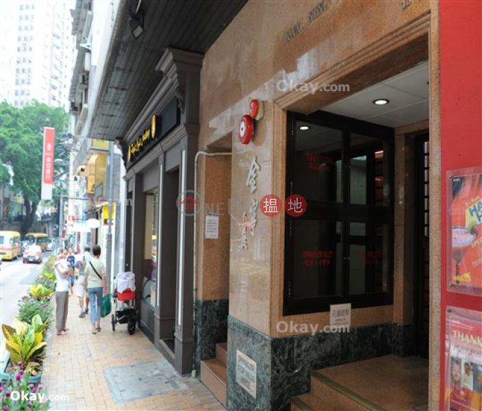 1房1廁,實用率高,極高層金寧大廈出租單位|金寧大廈(Kam Ning Mansion)出租樓盤 (OKAY-R122944)