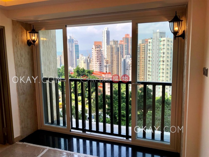 Stylish 3 bedroom in Mid-levels West | Rental | 6A-6B Seymour Road | Western District Hong Kong, Rental, HK$ 40,000/ month