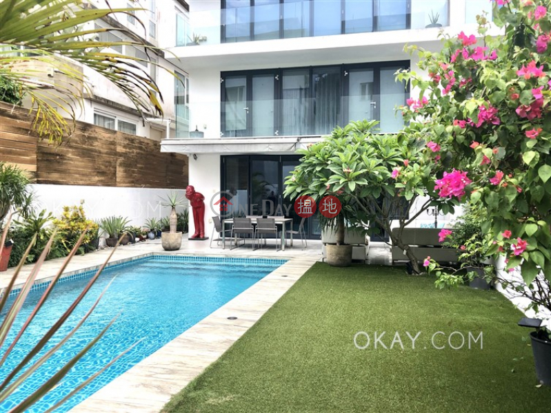 Rare house with rooftop, balcony | For Sale | 91 Ha Yeung Village 下洋村91號 Sales Listings