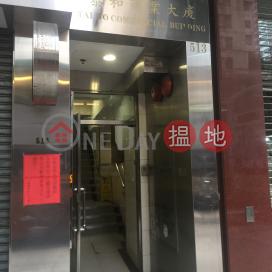 Tai Wo Commercial Building,Yau Ma Tei, Kowloon