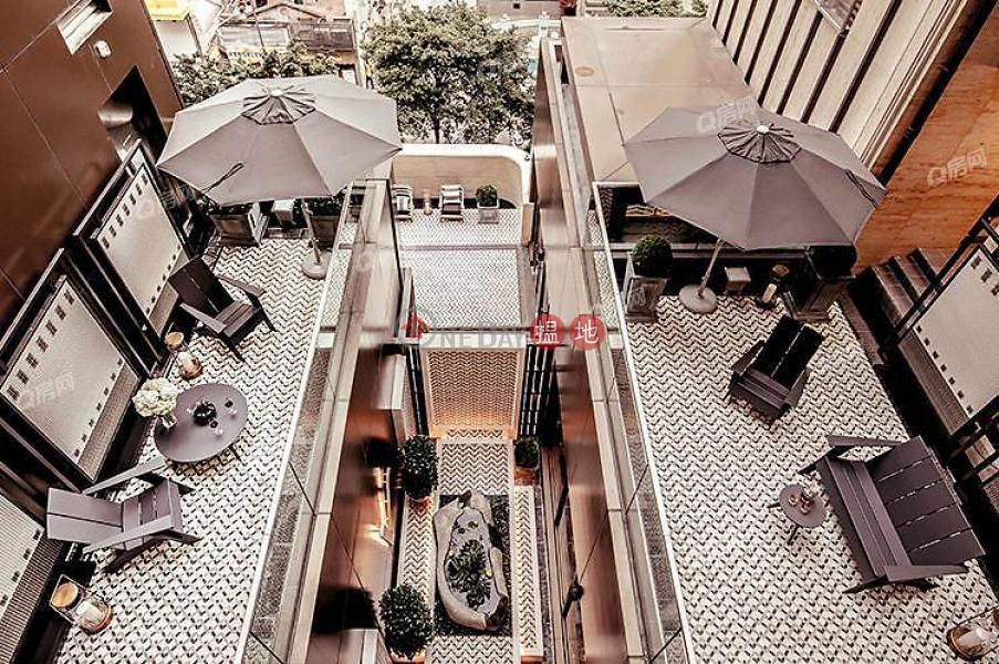 全屋家電開放式 Studio Flat《CASTLE ONE BY V租盤》1衛城道 | 西區|香港出租HK$ 33,000/ 月