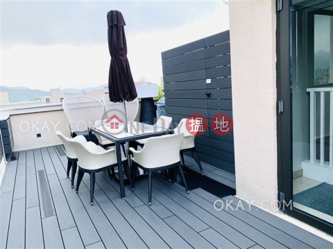 Lovely house with rooftop, terrace & balcony | For Sale|Manor Parc(Manor Parc)Sales Listings (OKAY-S385307)_0
