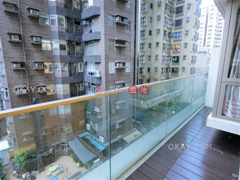 HK$ 25,000/ 月星鑽|西區|1房1廁,星級會所,露台《星鑽出租單位》