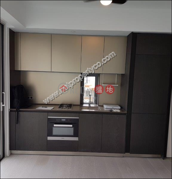 Open-plan Kitchen Modern Contemporary Decor Apt-28鴨巴甸街   中區香港-出售HK$ 1,400萬