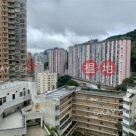 Efficient 3 bedroom with balcony & parking | Rental|Dragon Garden(Dragon Garden)Rental Listings (OKAY-R86080)_0