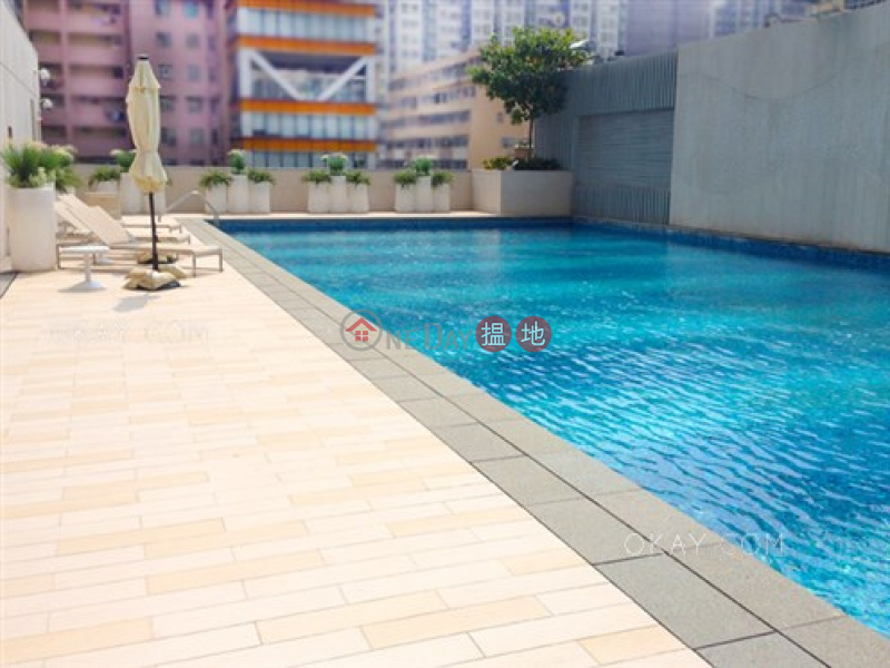 Property Search Hong Kong | OneDay | Residential, Sales Listings | Tasteful 1 bedroom on high floor with balcony | For Sale