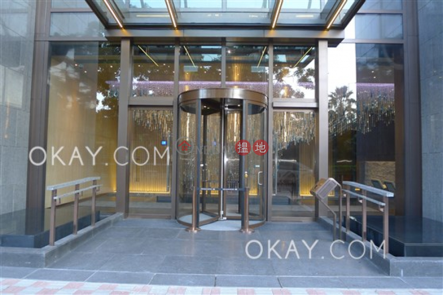 Charming 1 bedroom with balcony | Rental, The Gloucester 尚匯 Rental Listings | Wan Chai District (OKAY-R99453)