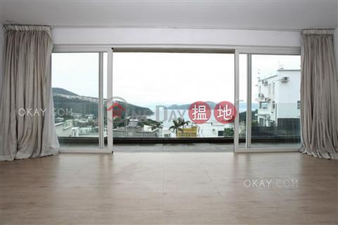 Exquisite house with sea views, rooftop & terrace | Rental|Tai Hang Hau Village(Tai Hang Hau Village)Rental Listings (OKAY-R294962)_0