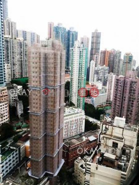 2房1廁,實用率高,極高層荷李活華庭出租單位123荷李活道 | 中區-香港-出租HK$ 35,000/ 月