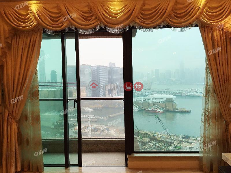 The Arch Sun Tower (Tower 1A) | 3 bedroom Low Floor Flat for Rent 1 Austin Road West | Yau Tsim Mong Hong Kong Rental | HK$ 45,000/ month