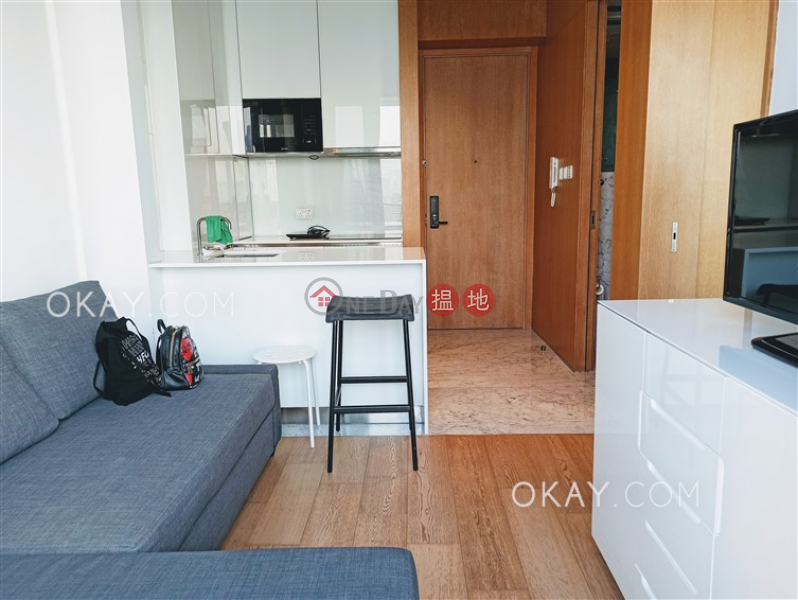 Gorgeous 1 bed on high floor with sea views & balcony   For Sale   The Gloucester 尚匯 Sales Listings