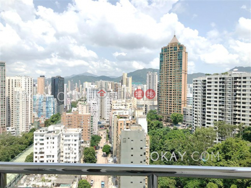 Stylish 3 bedroom on high floor with balcony | Rental 21 Ho Man Tin Hill Road | Kowloon City | Hong Kong Rental HK$ 64,000/ month