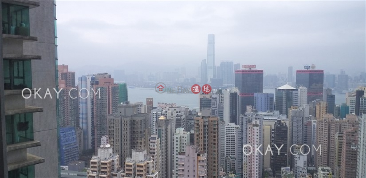 Property Search Hong Kong   OneDay   Residential, Rental Listings   Tasteful 3 bedroom with harbour views & parking   Rental