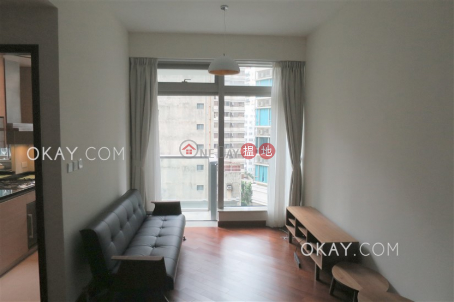 Nicely kept 1 bedroom with balcony | Rental | The Avenue Tower 2 囍匯 2座 Rental Listings