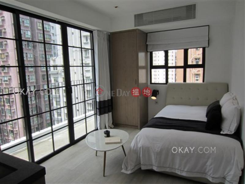 開放式,極高層,露台《利華大廈出租單位》|利華大廈(Lee Wah Mansion)出租樓盤 (OKAY-R102755)