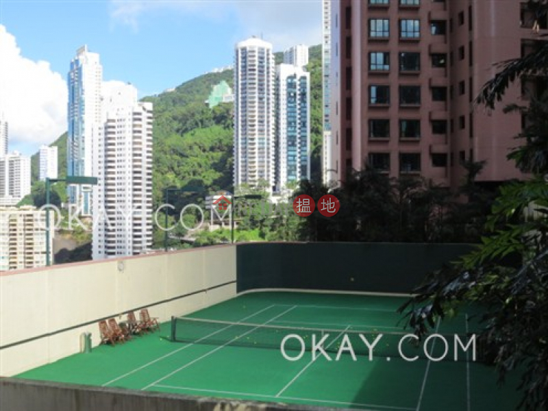 HK$ 148,000/ month | Dynasty Court, Central District | Lovely 4 bedroom on high floor with balcony & parking | Rental