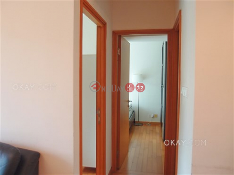 Property Search Hong Kong | OneDay | Residential | Rental Listings | Intimate 2 bedroom on high floor with balcony | Rental