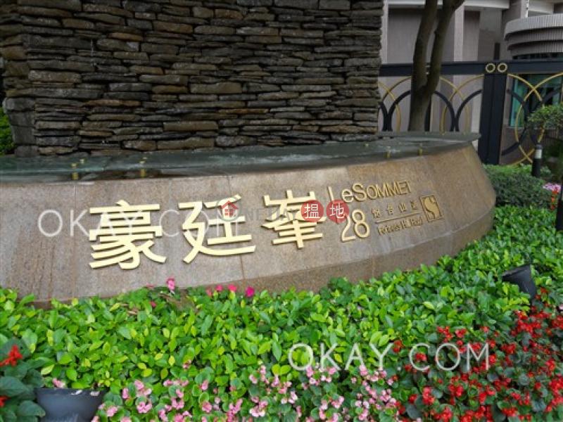 Unique 3 bedroom on high floor | Rental, Le Sommet 豪廷峰 Rental Listings | Eastern District (OKAY-R45271)