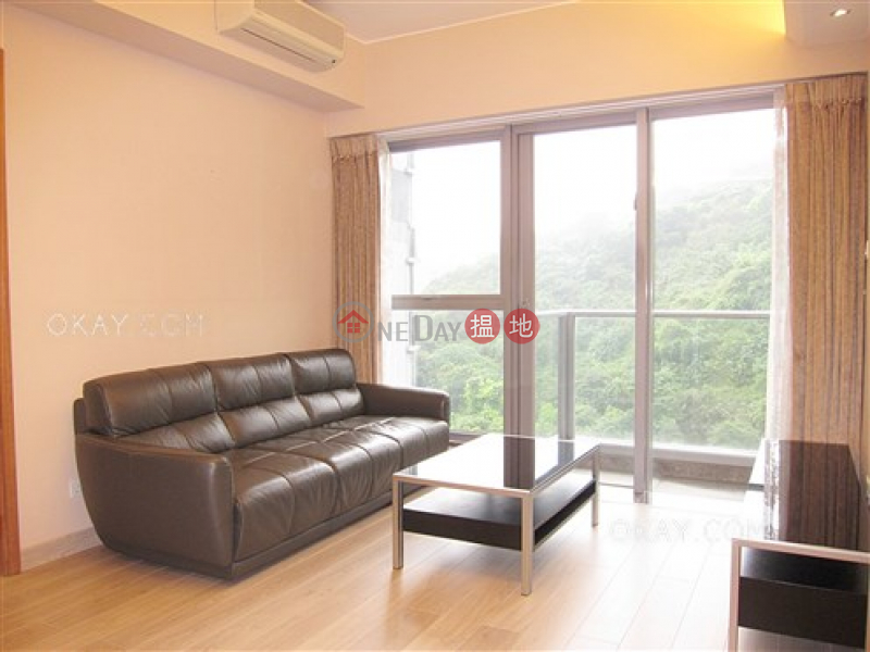 HK$ 43,800/ month Serenade Wan Chai District, Rare 2 bedroom with balcony & parking | Rental